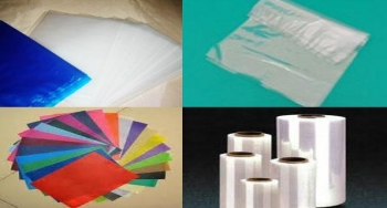 Uses of plastic and paper packaging